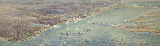 The Battle of Fort York